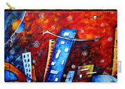 Inner Sanctuary By Madart Carry-all Pouch