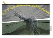 Inner Squirrel Art #2 Carry-all Pouch