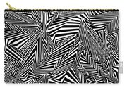 Inner Undulations Carry-all Pouch