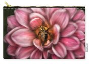 Insect - Bee - Center Of The Universe  Carry-all Pouch