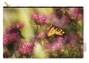 Insect - Butterfly - Golden Age  Carry-all Pouch