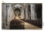 Inside Beautiful Church In Rome Carry-all Pouch