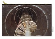 Inside Looking Up - Matagorda Island Lighthouse Carry-all Pouch