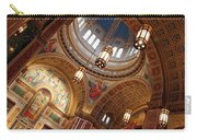 Inside Saint Matthew's Cathedral -- At An Angle Carry-all Pouch