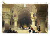 Inside The Church Of The Holy Sepulchre In Jerusalem Carry-all Pouch