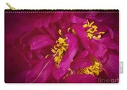 Inside The Peony Carry-all Pouch
