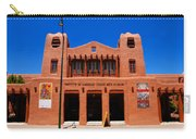 Institute Of American Indian Arts Museum Carry-all Pouch
