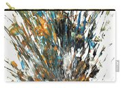 Intensive Abstract Painting 519.112011 Carry-all Pouch