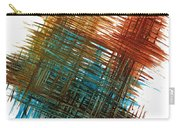 Intensive Abstract Painting 710.102610 Carry-all Pouch