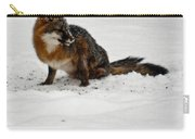 Intent Red Fox Carry-all Pouch