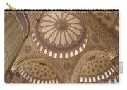 Inter Domes Of Sultan Ahmed Mosque Carry-all Pouch