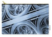 Interchange Cyanotype Carry-all Pouch