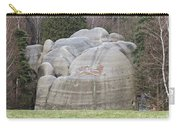 Interesting Rock Formation - Elephant Rocks Carry-all Pouch