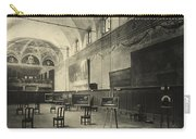 Interior Of The Dining Hall Of The Church Of Santa Maria Delle Grazie Milan Carry-all Pouch by Alinari