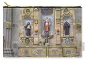 Interior View Of Church In Guanajuato Mexico Carry-all Pouch