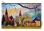 Interlaken Switzerland Carry-all Pouch