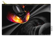 Internal Desire Abstract Carry-all Pouch