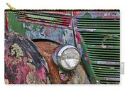 International Car Details Carry-all Pouch
