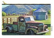 International Farm Carry-all Pouch by David King