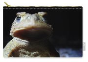 Interrogation Of A Toad Carry-all Pouch
