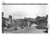 Intersection Of Alvarado And Calle Principal St.s, Monterey Circa 1940 Carry-all Pouch