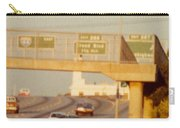 Interstate 44 West At Exit 287, Kingshighway Exit, 1980 Carry-all Pouch