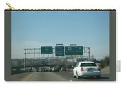 Interstate 70 West At Exit 234, Route 180 West Exit, 1999 Carry-all Pouch