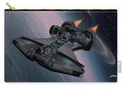 Interstellar Spacecraft Carry-all Pouch