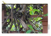 Intertwined Vine Trellis Carry-all Pouch