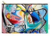 Intimate Glimpses - Journey Of Life Carry-all Pouch