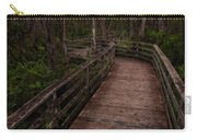 Into Audubon Corkscrew Swamp Sanctuary Carry-all Pouch