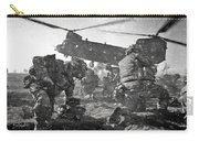 Into Battle - Charcoal Carry-all Pouch