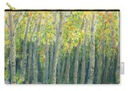 Into The Aspens Carry-all Pouch