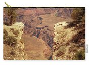 Into The Canyon Carry-all Pouch by Susan Rissi Tregoning