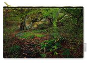 Into The Forest Of Fontainebleau Carry-all Pouch