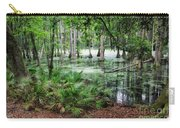 Into The Green Swamp Carry-all Pouch