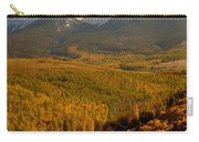Into The Mountains Carry-all Pouch