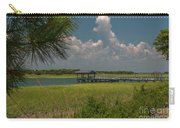 Intracoastal Water In Sullivan's Island South Carolina Carry-all Pouch