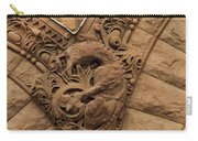 Intricate Cuts, Curves, Lines And Angles At Old City Hall  Carry-all Pouch