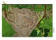 Intricate Nest Carry-all Pouch