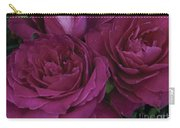 Intrigue Rose Carry-all Pouch