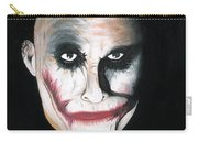 Introspective Joker Carry-all Pouch