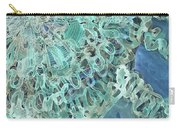 Intuition Unraveled Deep Ocean Carry-all Pouch