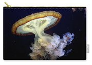 Invasion Of The Japanese Sea Nettles Carry-all Pouch