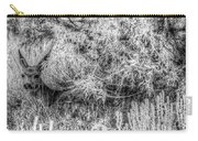 Invisible Nature One Mono  Carry-all Pouch