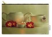 Invitation To Tea Carry-all Pouch
