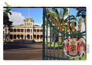 'iolani Palace Carry-all Pouch