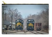ioneer Lines PREX 912 and 806 at Evansville Indiana Carry-all Pouch