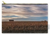 Iowa Corn Fields In The Fall Carry-all Pouch
