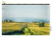 Iowa Cornfield Panorama Carry-all Pouch